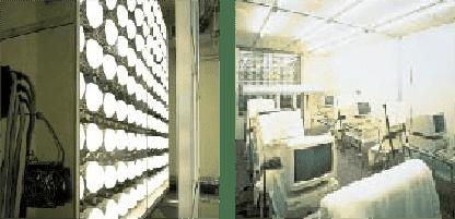室内環境シミュレーションルーム(IESルーム)
