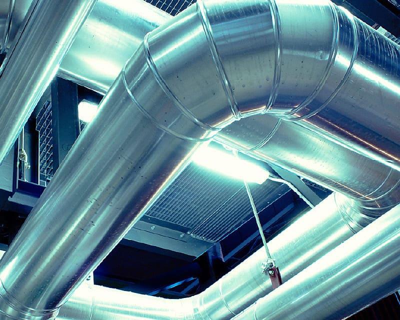 工場配管・乾燥・除塵設備