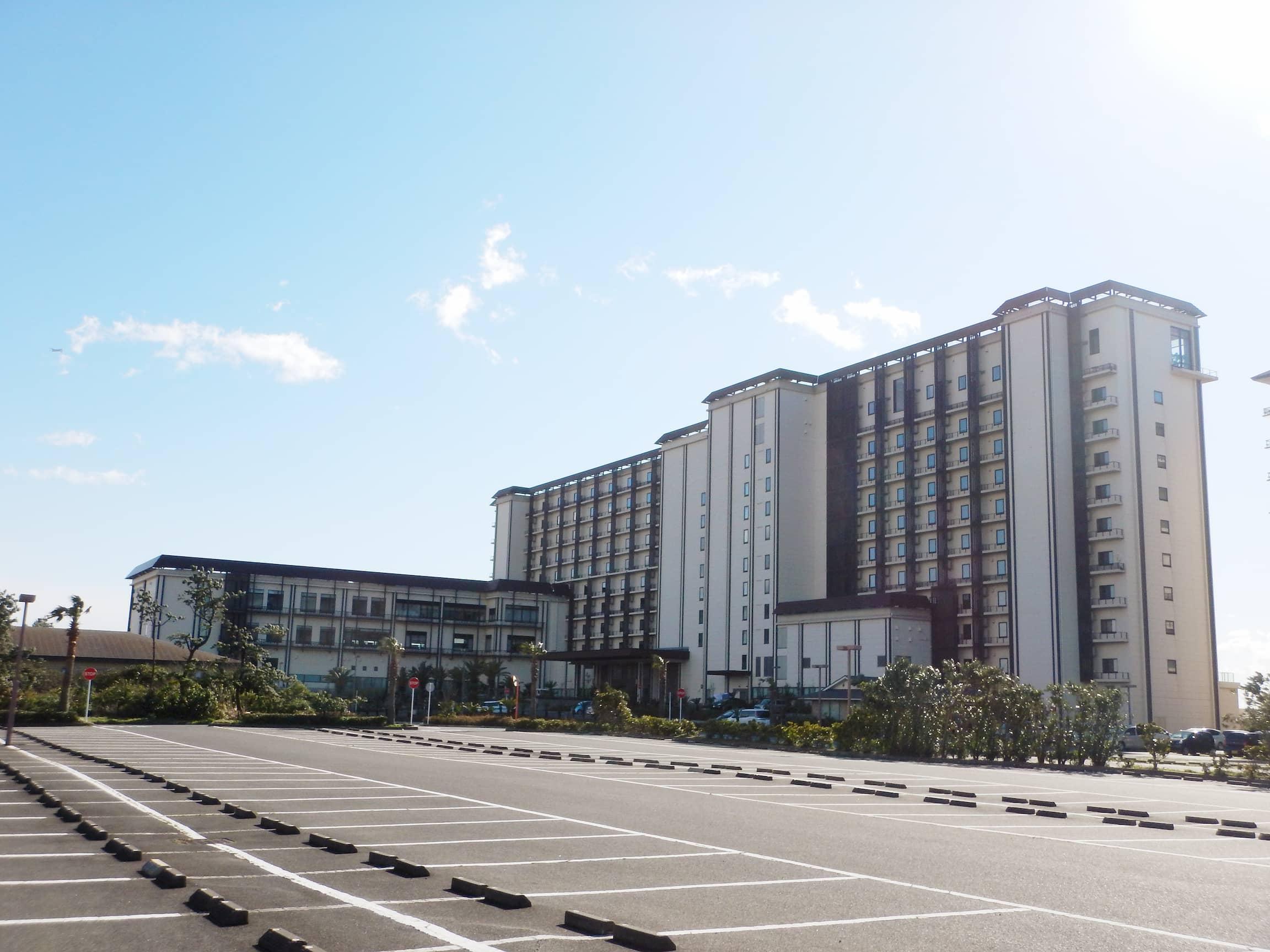 龍宮城スパホテル三日月 富士見亭