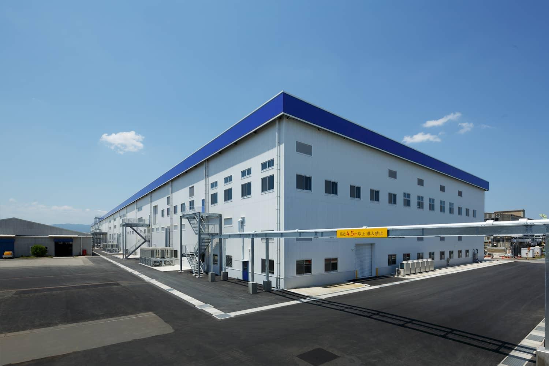 TOTOサニテクノ㈱中津工場第4棟新築工事