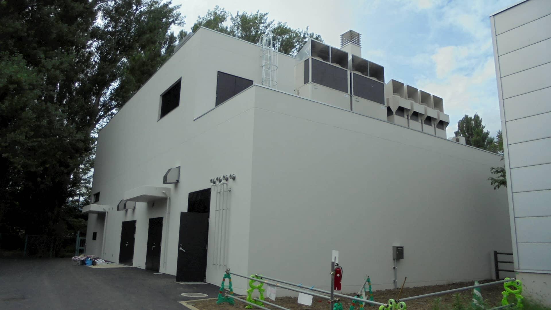 北海道大学獣医学部大動物実験研究施設