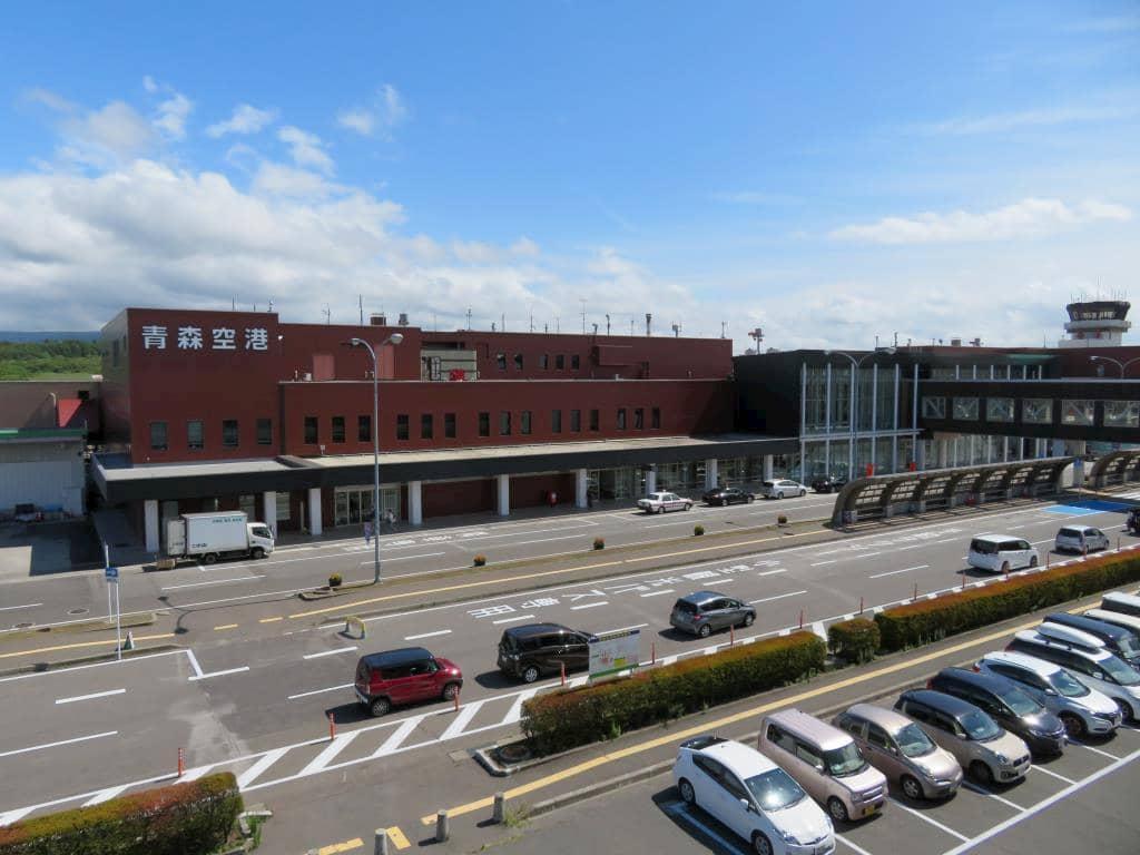 青森空港旅客ターミナル